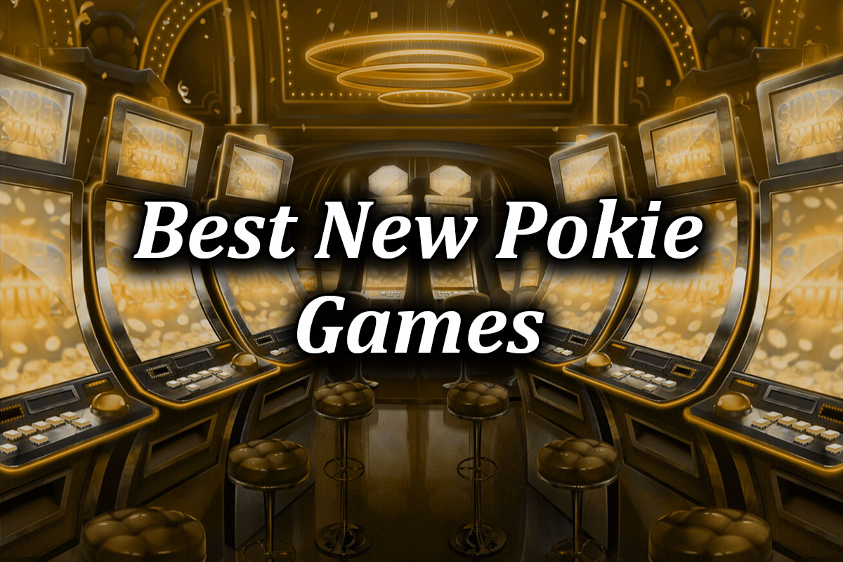 Best of the new pokie games in 2021