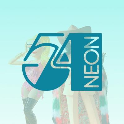 Neon54 Casino Logo