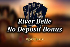 River Belle no deposit 100 free spins