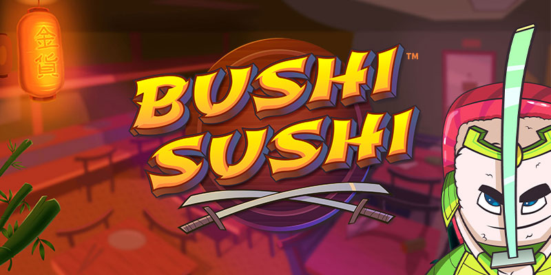 bushi sushi pokie