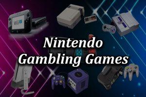 nintendo gambling games mini