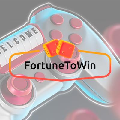 fortune to win online casino logo