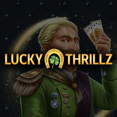 Lucky Thrills casino logo