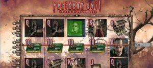Resident Evil pokie game